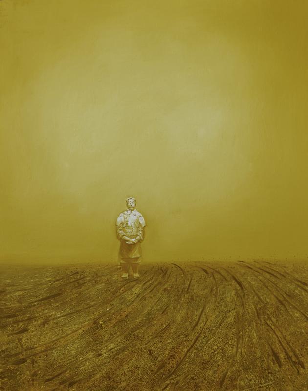 孤独系列-满塬红