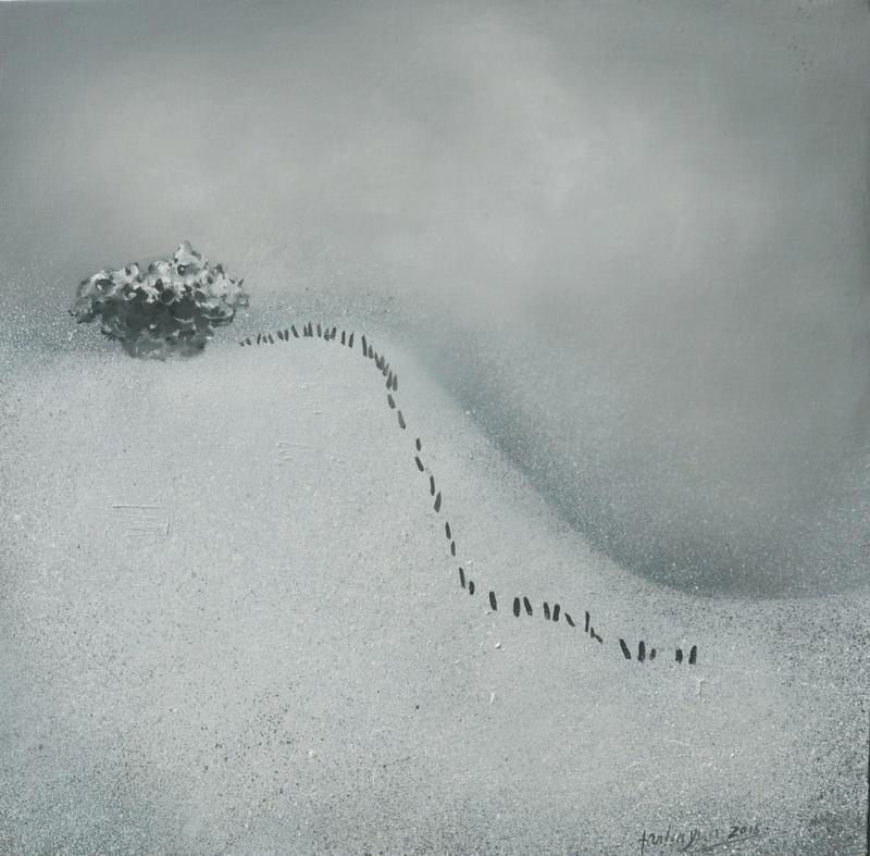 孤独系列-冬心