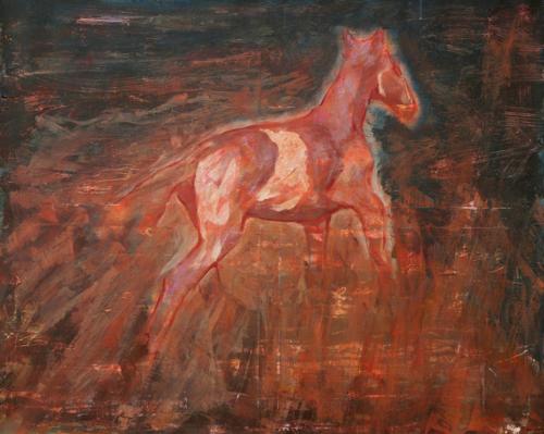 内心中的马