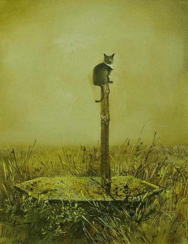 孤独系列-朔风劲