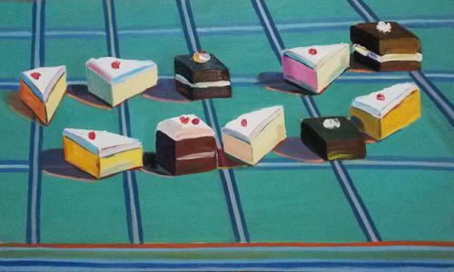 《cakes》