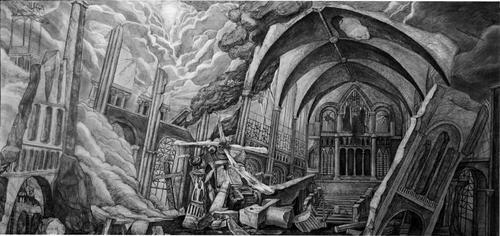 战后圣米迦勒