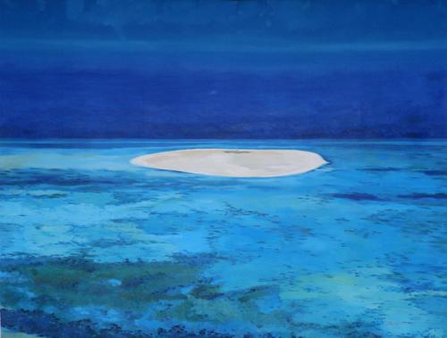 深蓝系列-小白岛