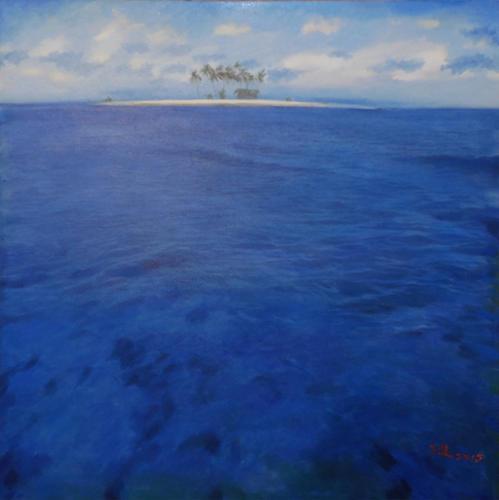 深蓝系列-白沙岛