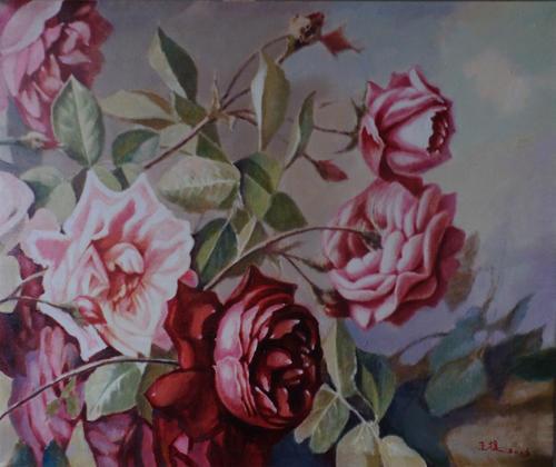 玫瑰系列之一