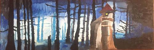 午夜的魔法森林2