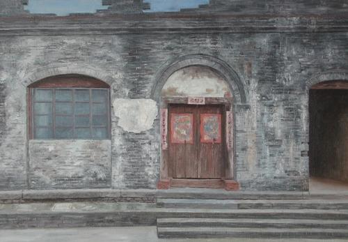千年古镇老房之九