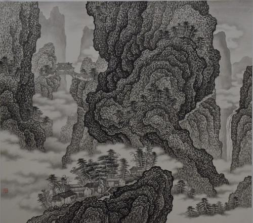 《云山系列》4