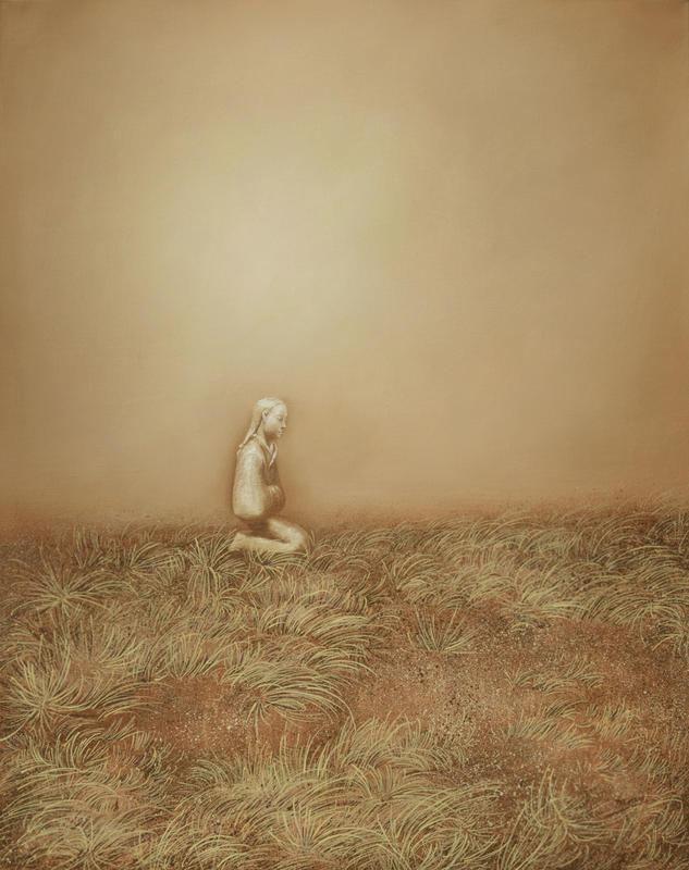 孤独系列-汉宫秋