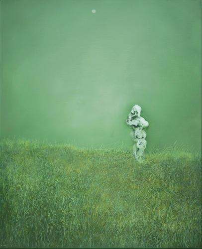 孤独系列--冷月