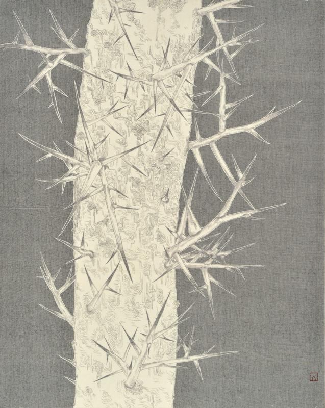 带刺的树之三