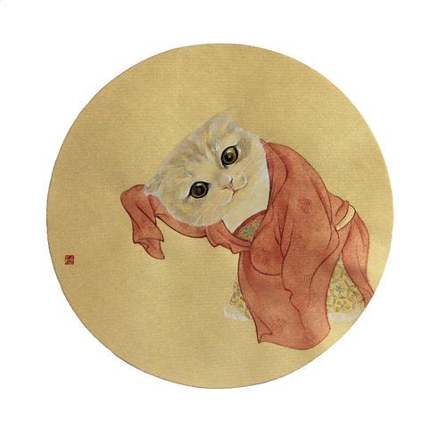 侍女·喵(三)